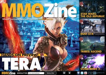 Download MMOZine Issue 38 - GamerZines