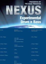 Nexus Contents - Zero-G