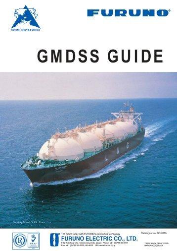 GMDSS Guide (763 KB) - Furuno USA