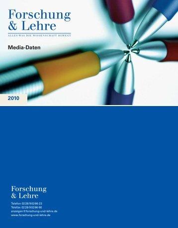 2010 - Forschung & Lehre