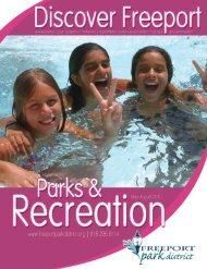 women's softball league - Freeport Park District