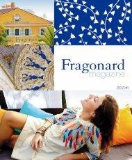 Découvrez le magazine - Fragonard