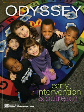 outreach early intervention - Gallaudet University