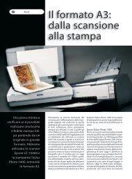 Il formato A3: dalla scansione alla stampa - Fotografia.it