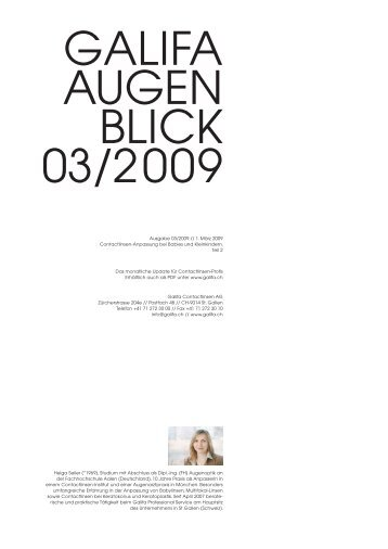 03_März 2009.pdf - Galifa Contactlinsen AG