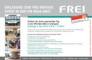 Einladung downloaden - Frei AG