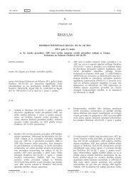 (ES) Nr. 447/2013 (2013. gada 15. maijs) - EUR-Lex