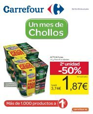 1,87€ - Carrefour