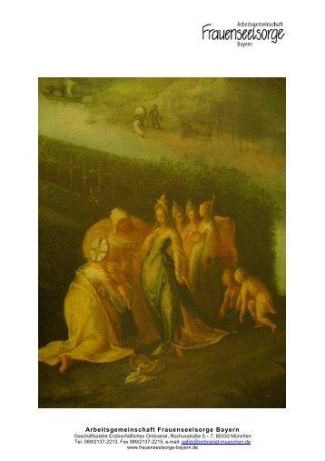 Bildbetrachtung zu Gillis van Conixloo - Die Auffindung des Mose (Ex)