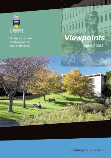Viewpoints - Flinders University