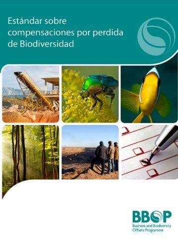biodiversidad - Forest Trends