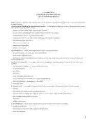 List of prohibited items according to EU regulations - Frankfurt Airport