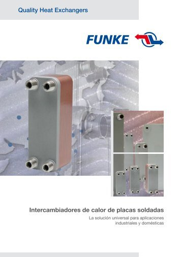 Intercambiadores de placas it adisa - Placas de calor ...