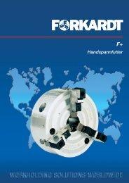 PDF-Prospekt (1,8 MB) - Forkardt