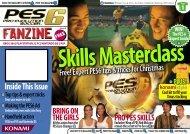 PES 6 Fanzine Issue 3 - GamerZines