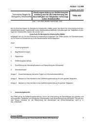 Handlungsanleitung zur Gefährdungsbe-urteilung und für die ...