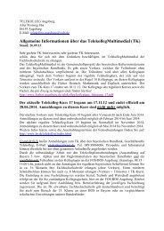 infos telekolleg augsburg