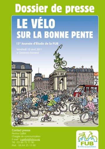 Télécharger le dossier de presse - Fédération française des ...