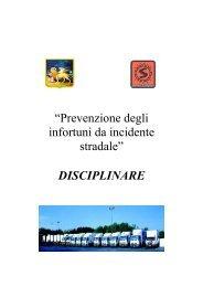 """""""Prevenzione degli infortuni da incidente stradale ... - Studio Desiderio"""