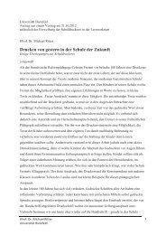 Drucken von gestern in der Schule der Zukunft - Freinet-Kooperative ...