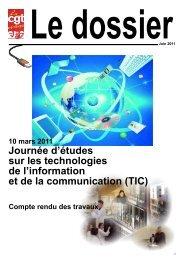 Journée TIC - Féderation - La cgt