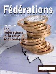 Les fédérations et la crise économique - Forum of Federations