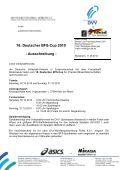 18. Deutscher BFS-Cup 2010 - Page 4
