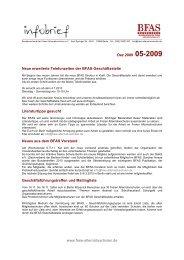 Infobrief 5-2009 - BFAS
