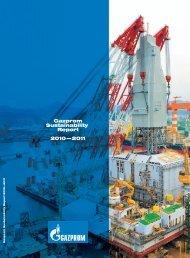 In PDF format - Gazprom