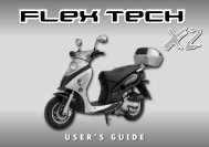 USER'S GUIDE - Flex Tech