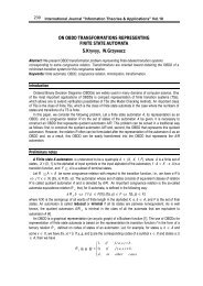 On OBDD Transformations Representing Finite State Automata S ...