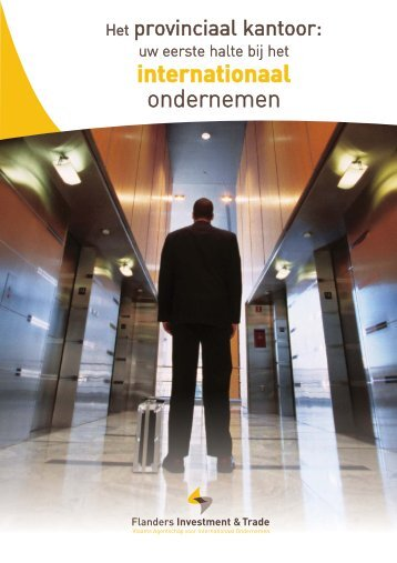 Brochure FIT 001-08 - Flanders Investment & Trade