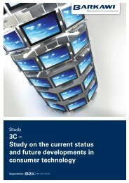 Study On The Current Status And Future - B2X CARE SOLUTIONS ...