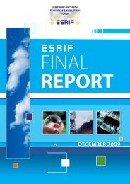I527-290 ESRIF Final Report (WEB).indd - European Commission