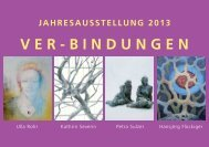 Flyer - Galerie Weiertal