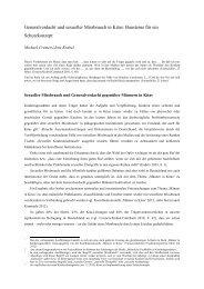 Generalverdacht und sexueller Missbrauch in Kitas