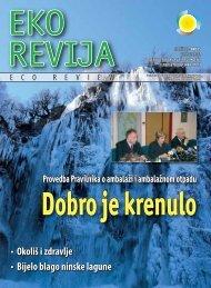Eko revija broj 5 - Fond za zaštitu okoliša i energetsku učinkovitost