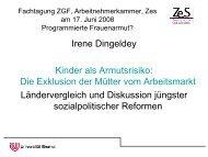 Vortrag von Dr. Irene Dingeldey