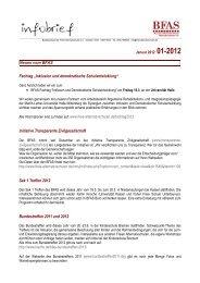 Infobrief 1-2012 - BFAS