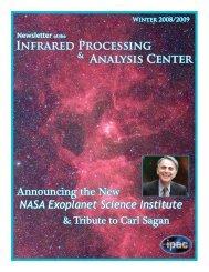 Infrared Processing Analysis Center - NExScI - Caltech