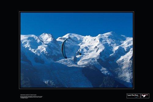 ParaPente, massif du mont-Blanc sandy cochepain (quadruple ...