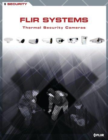 0806-135 Security Family Brochure.indd - Flir Systems