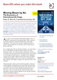 Moving Boxes by Air - GARS - German Aviation Research Society