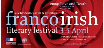 Untitled - Franco-Irish Literary Festival