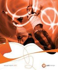 Annual Report 2005 - Galp Energia