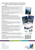 Statistikk 2010 - Fjord Norway - Page 2