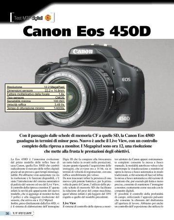 450D - Fotografia.it