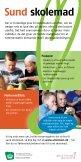 Sund skolemad (flyer) - Fødevarestyrelsen - Page 2