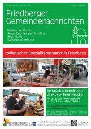 Download Ausgabe 4/2013 - Gemeinde Friedberg