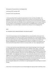 Buitengewone Europese Raad over werkgelegenheid Luxemburg ...